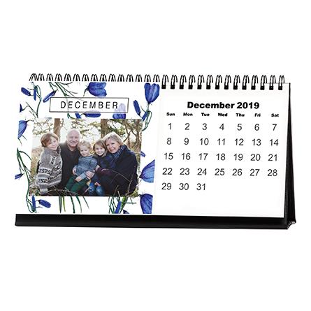 10x5 desk calendar