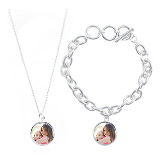 Necklace and Bracelet Set