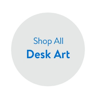Shop All Desk Art