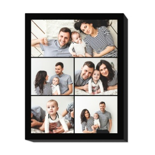 collage canvas, collage canvas print