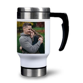 Travel Mug with Handle