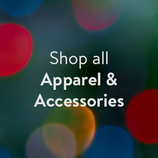 shop all apparel and accessories