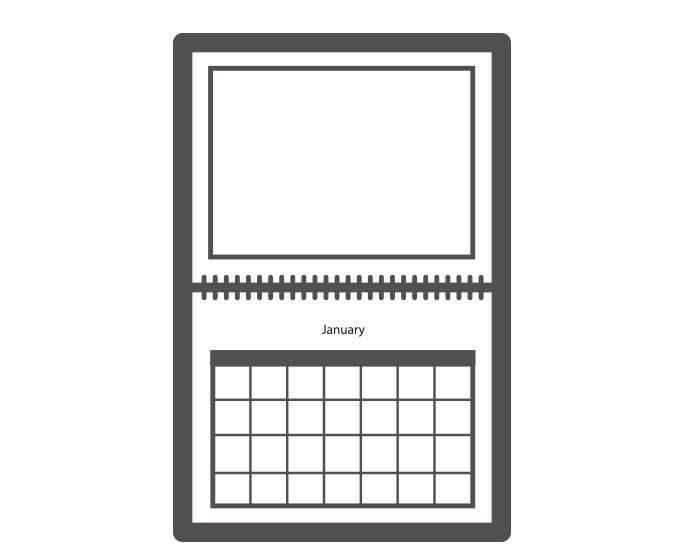 Shop all 11x14 Photo Calendars