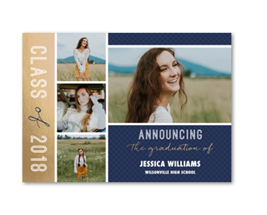Custom cards and invitations for every occasion walmart photo graduation announcements filmwisefo