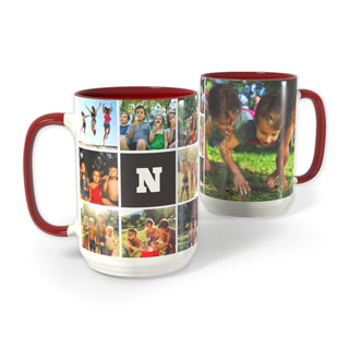 15oz Color Mugs