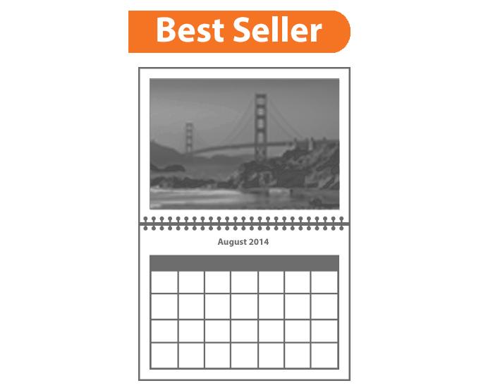 8x11  sc 1 st  Walmart Photo & Photo Calendars u0026 Custom Calendars | Walmart Photo