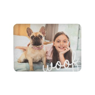 Pet Photo Mat