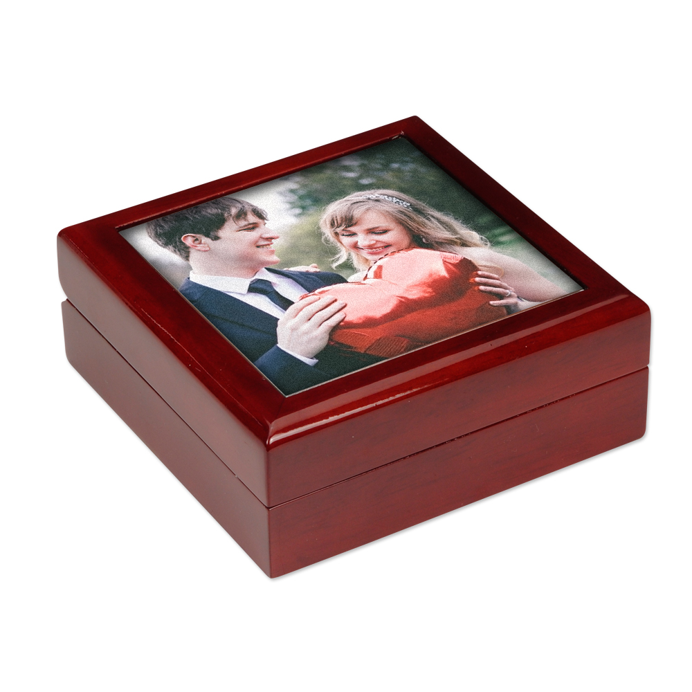 photo gifts walmart photo jewelry box