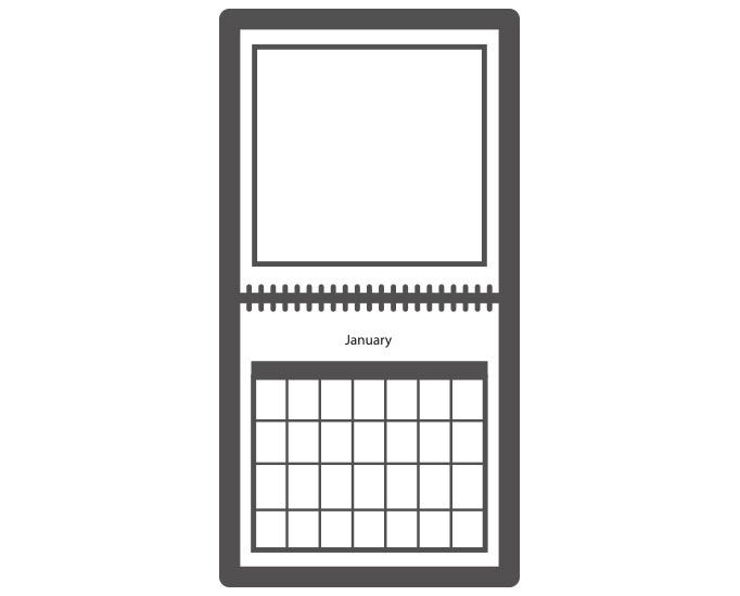Shop all 12x12 Photo Calendars