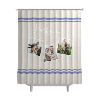 photo shower curtain