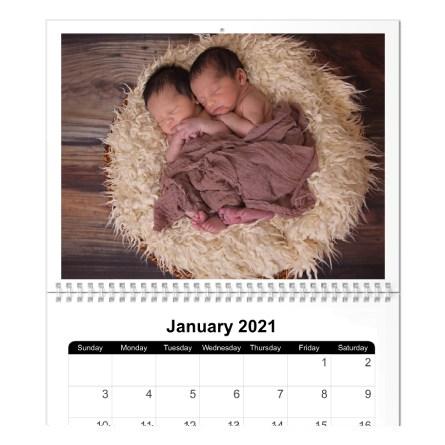 8x11 wall calendars