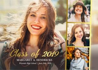 Grad Foil Card Image