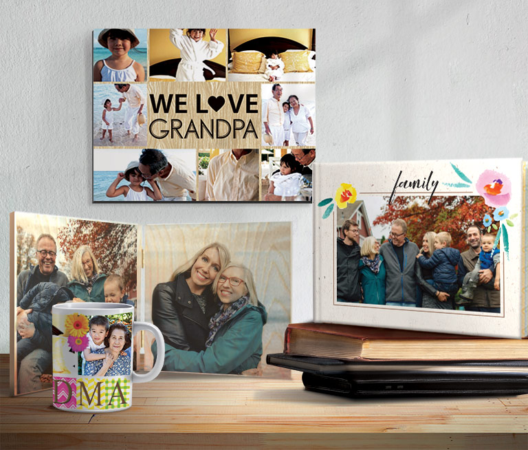 Shop Grandparents Day gifts