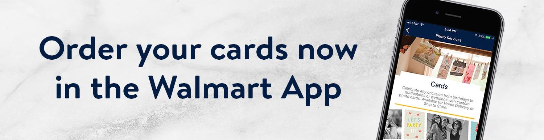 Shop Cards in App