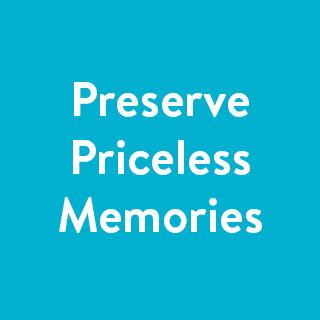 Preserving Priceless Memories