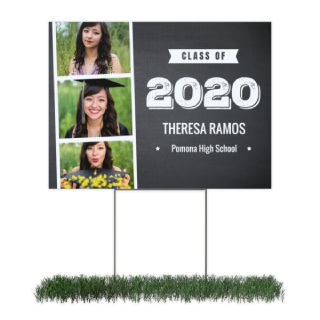 lawn sign