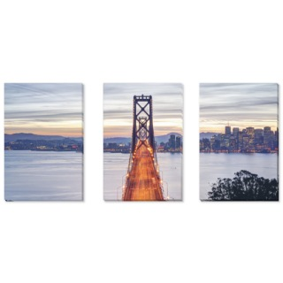 Three Of A Kind Multi-Piece Photo Canvas, 3 Piece