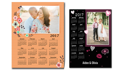 Photo Calendars & Custom Calendars | Walmart Photo