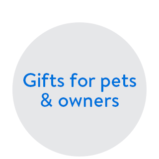 Shop gifts for pets and pet owners