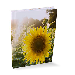 Hardcover Photo Journal