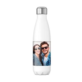 slim water bottles