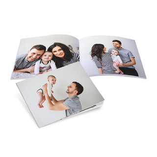5x7 Soft Cover Photo Book
