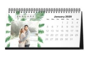 Desk calendar Image