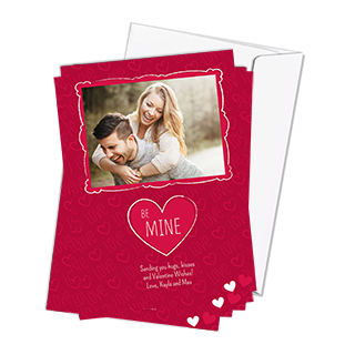 Christmas Holiday Cards Walmart Photo