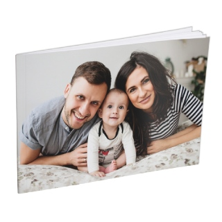 8x11 Soft Cover