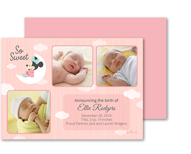 Photo cards invitations walmart photo baby baby shower invitations filmwisefo Gallery