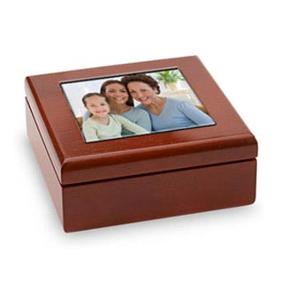 Photo Jewelry Box