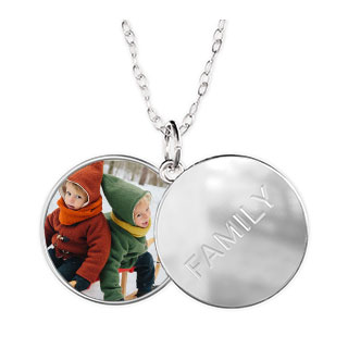 Photo Locket Family