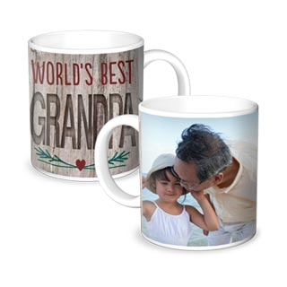 11oz Photo Mugs