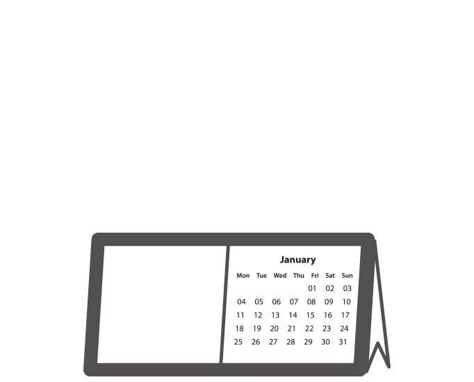 Shop all 10x5 Photo Calendars