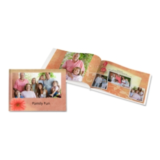 8x11 same day hard cover book