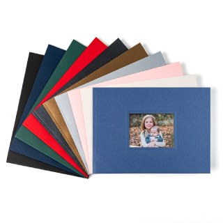 5x7 Paper Cover Photo Book