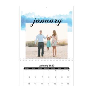 18 month 12x12 wall calendar