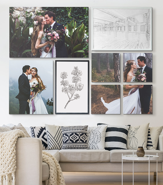 up to 30% off canvas prints | walmart po