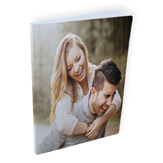 8x6 soft cover photo book