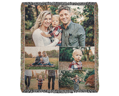 photo blankets photo quilts collage blankets walmart photo