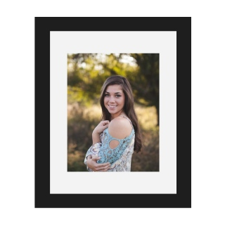 8x10 Framed Matted Print