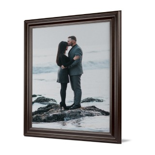 11x14 Framed Canvas Print