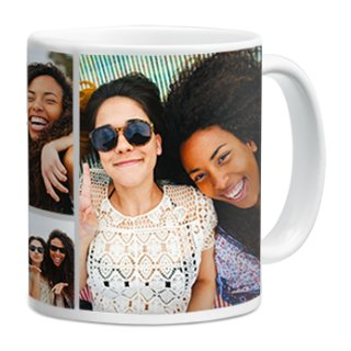 Collage Mugs
