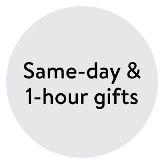 same-day and 1-hour gifts