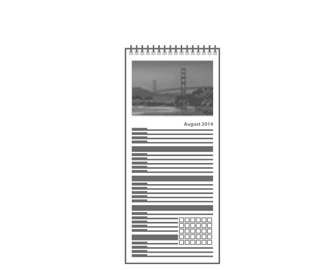 Photo Calendars Amp Custom Calendars Walmart Photo