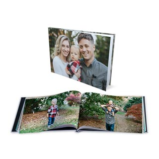 8x11 Hard Cover Photo Book
