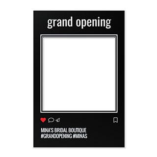 personalized social media frames