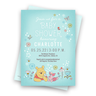 Baby Cards and Invitations