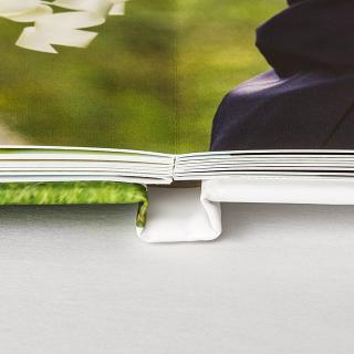 premium layflat photo book
