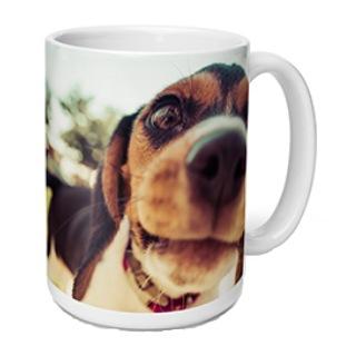 15oz white mugs